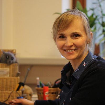 Dr Agnieszka Szubert-Kruszyńska